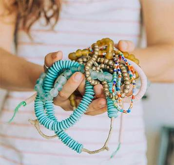 Ghana Waist Beads: Meaning & Culture - The Bead Chest