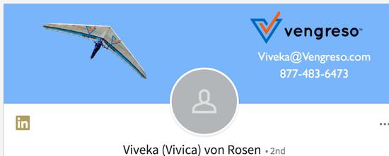 Come impostare l'mmagine di sfondo sul profilo linkedIn