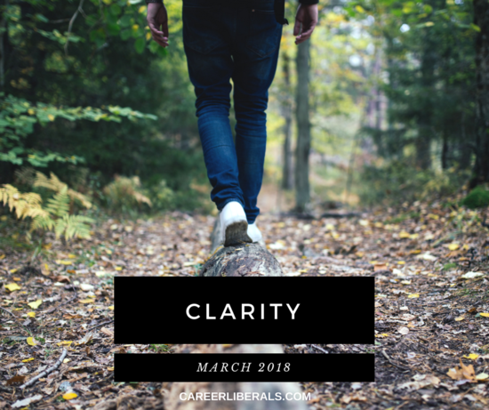 clarity Unstuck and Liberate Your Career