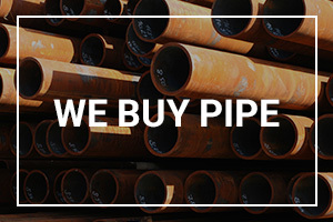 WE BUY PIPE