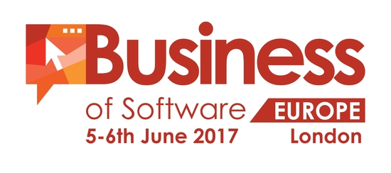 Business of Software Europe conference logo