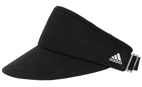 adidas High Crown Visor