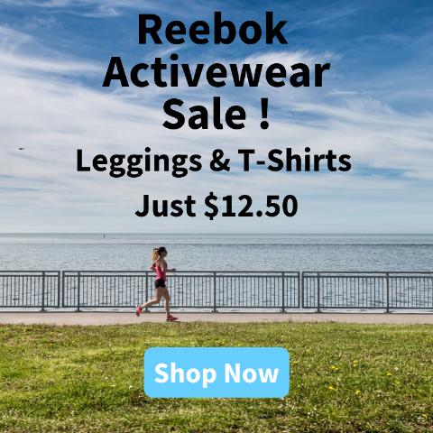 Reebok Activewear Sale