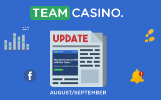 Team Casino Image