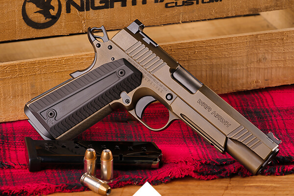Custom War Hawk Recon .45ACP