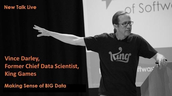 Vince Darley Making Sense of BIG Data