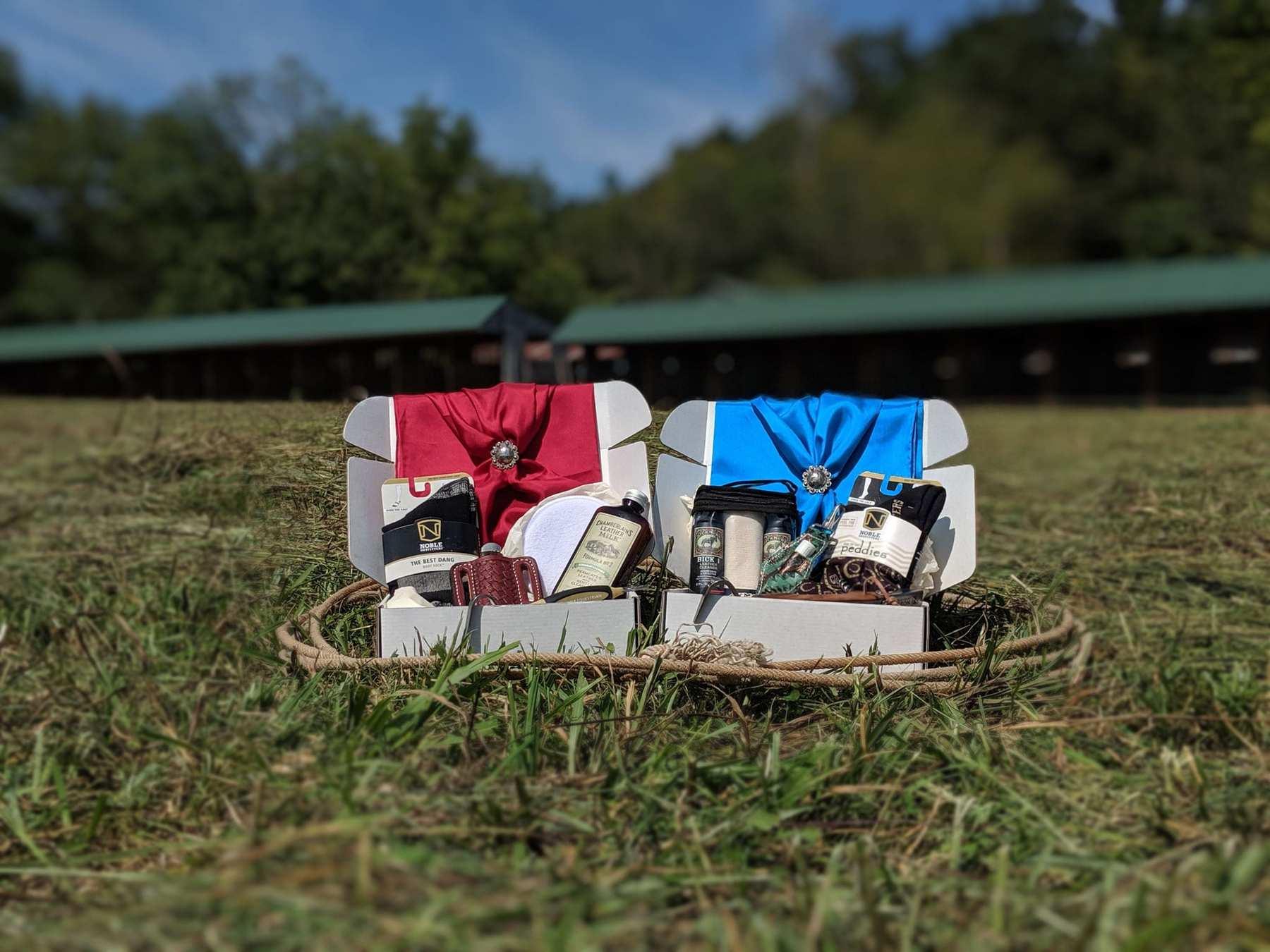 Buckaroo Box Image