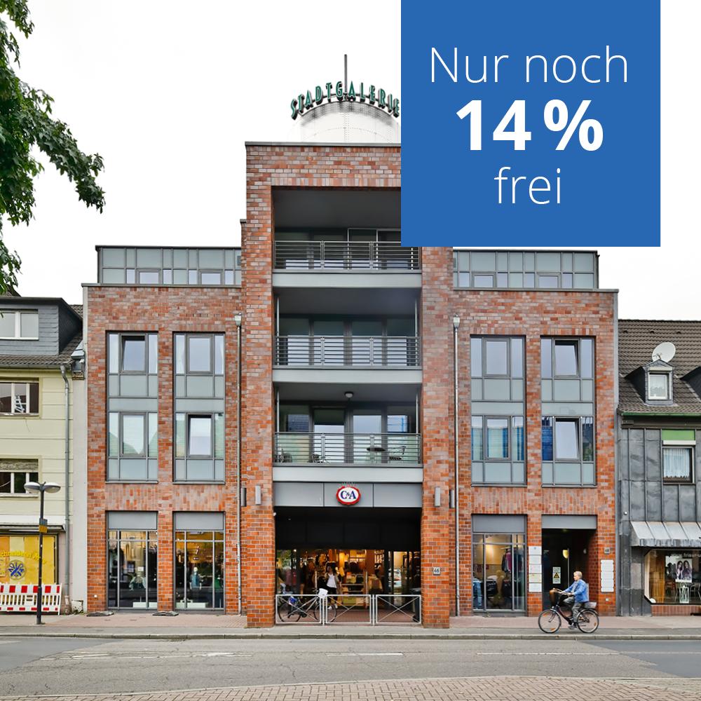 Shopping in Langenfeld – jetzt investieren