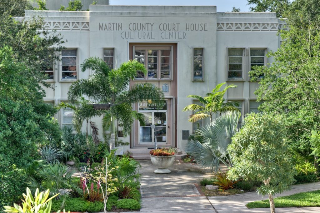 Plan a visit to the Martin County Court House Cultural Center